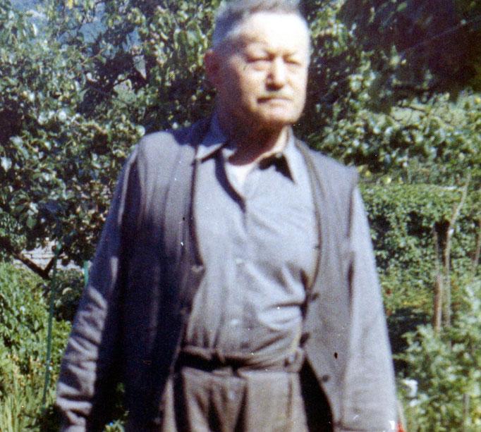 Edmond Thevenot de 1938 à 1960