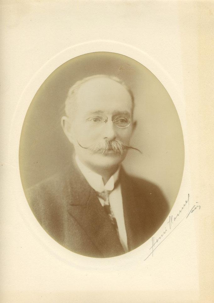 Henri Manuel de 1913 à 1934