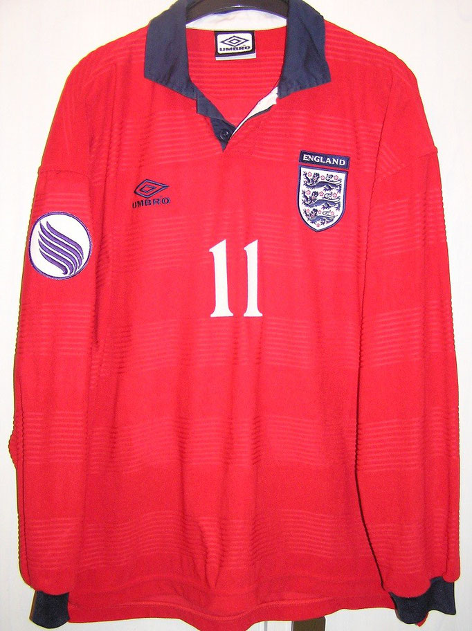 #11 - Sue Smith - EM2000 - match worn