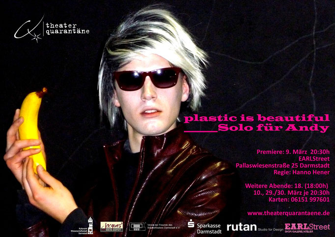 Plakat: Plastic is Beautiful 2012