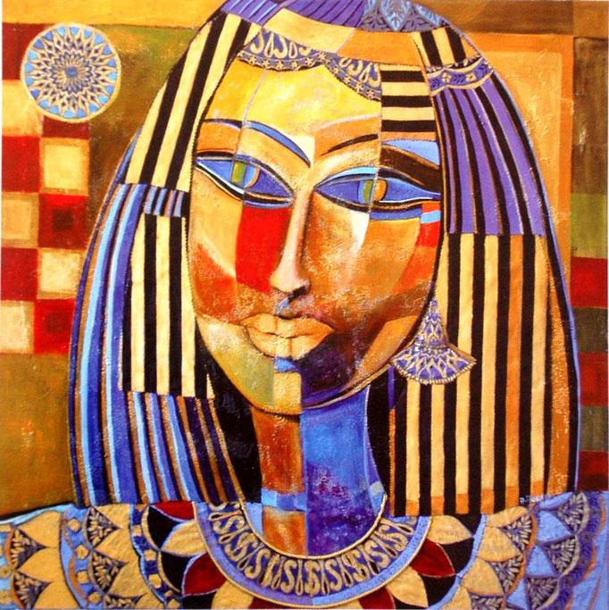 Cleopatra t.m. 90x90