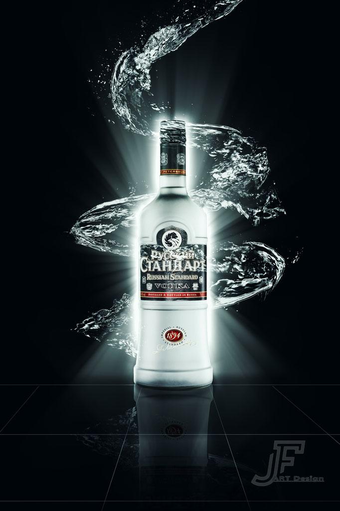 Vodka Reklame