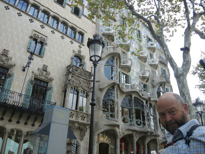 ... von Gaudi...