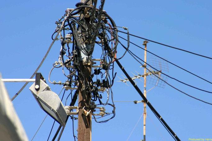 Stromversorgung auf griechisch