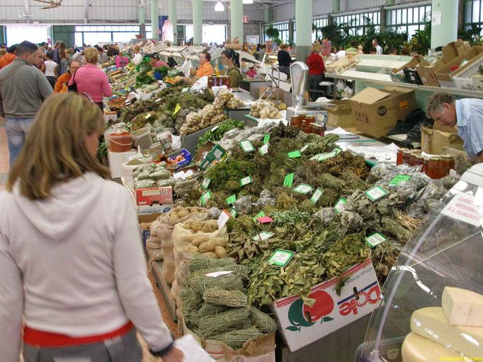 am Markttag