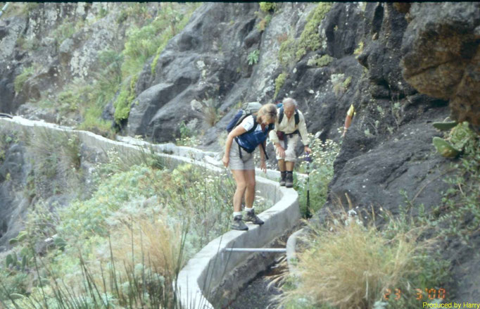 Wanderung im Anaga Gebirge