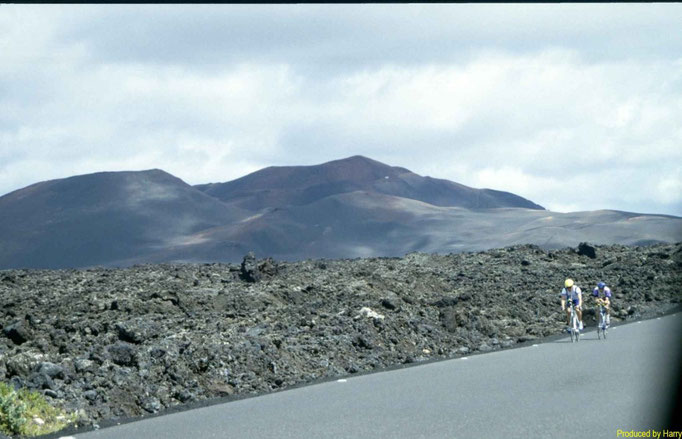 Timanfaya Nationalpark - ein Vulkangebiet in dem es noch brodelt ;-)