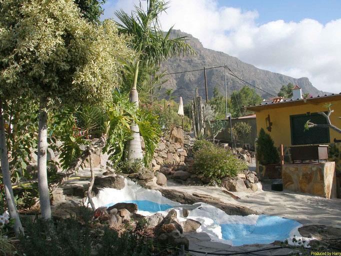 """das Paradies von Karin und Heinz - die """"Casa Colonia"""""""