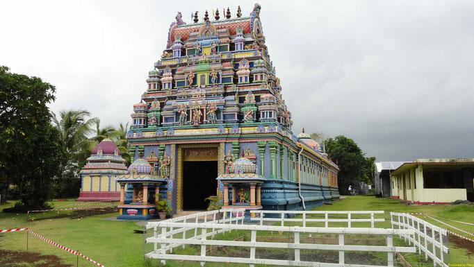 ein Hindu Tempel