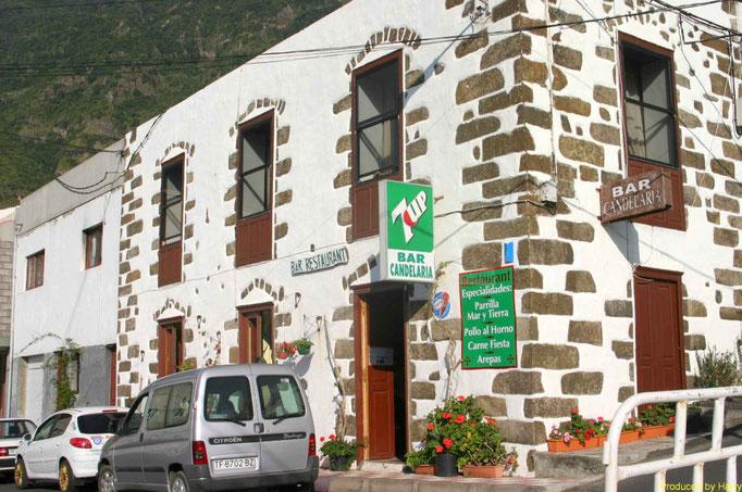 herrliche Kneipe in Casas Los Mocanes