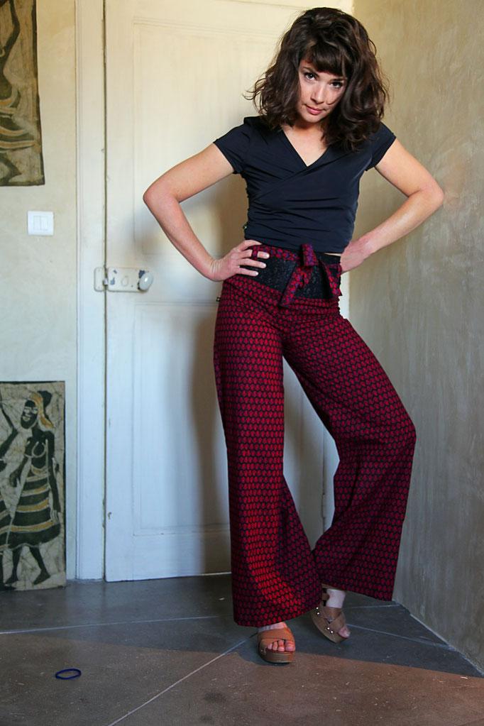 top cc et pantalon