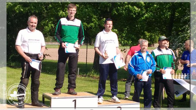 1. Platz Andreas Heisler/ 12. Hobuschpokal am 20.05.2017 in Dessau-Roßlau