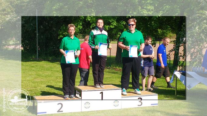 1. Platz Sarah Kräter/ 12. Hobuschpokal am 20.05.2017 in Dessau-Roßlau