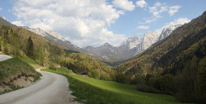 Reich des Karwendels