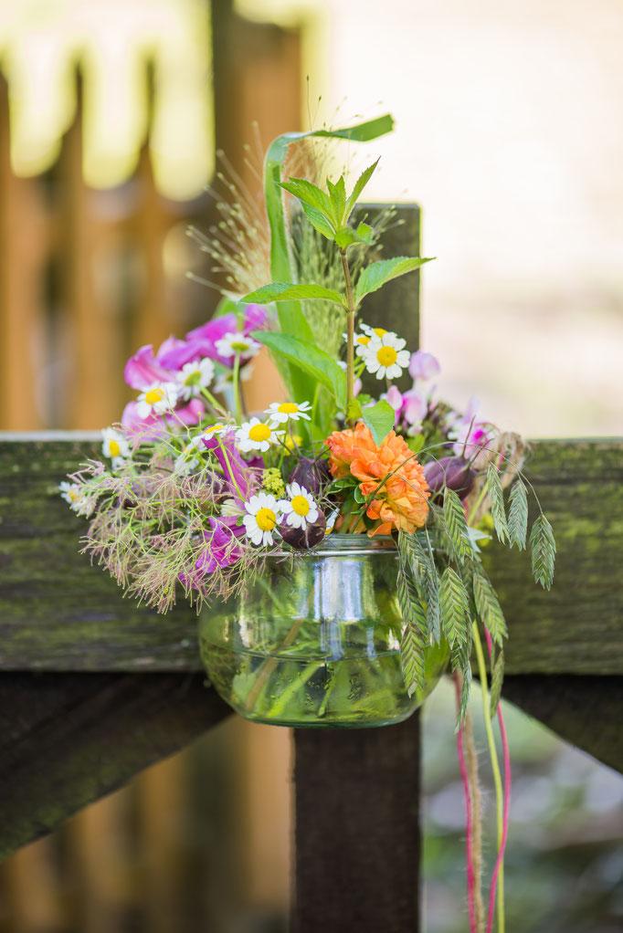 Blumenstrauss Altes Forstamt