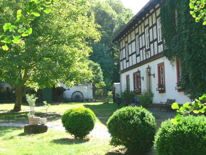 Altes Forstamt im Teutoburger Wald