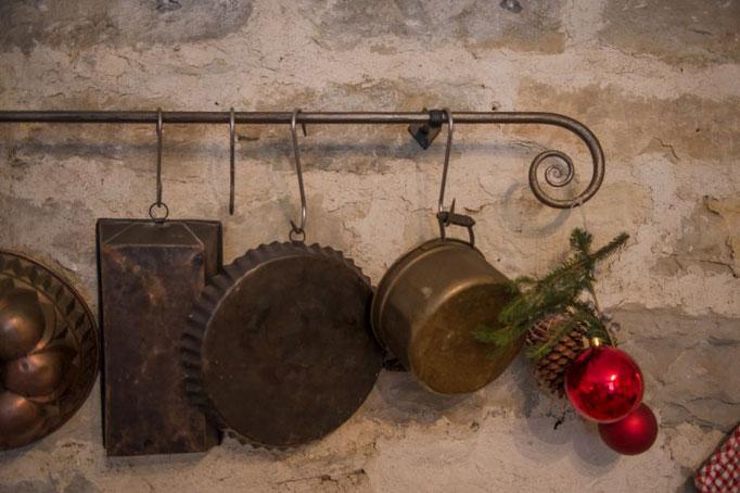Altes Küchengerät Ferienwohng Altes Forstamt im Teutoburger Wald