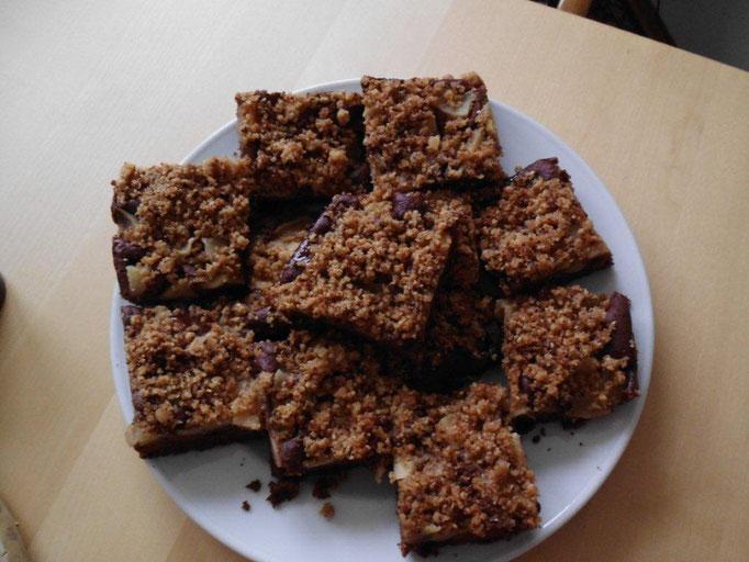 Birnenkuchen- Rezept von der Mama