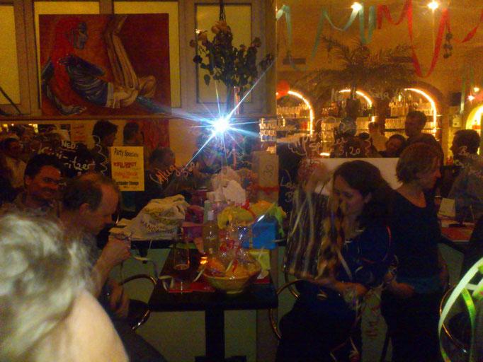 Geburtstagsfeier von Caro, März 2013