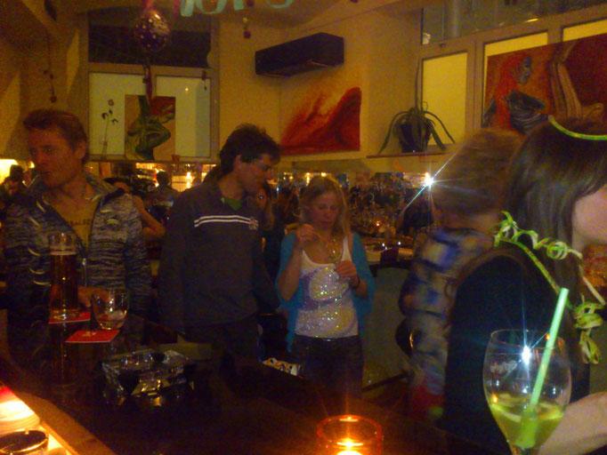 Party von Caro, März 2013