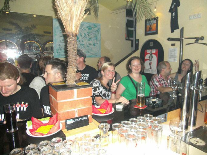 Die Ärzte Aftershowparty 2012 im El fuego - Ein Spitzen Event!