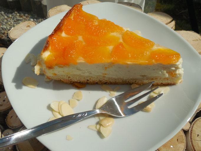 Mandarinen-Schmand Kuchen