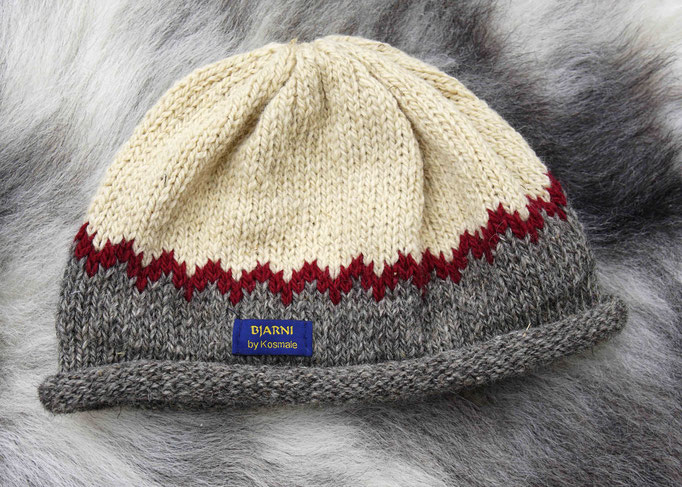 Bjarni Kosmale Mütze nordische wolle Wollmütze