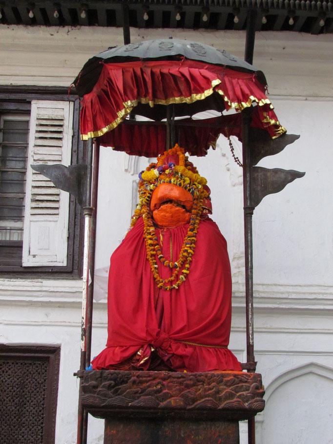 Hanuman, der Affengott