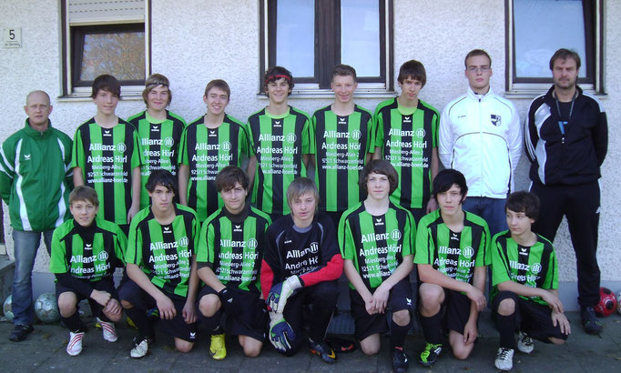 B-Jugend SG Dieterskirchen/Winklarn 2011