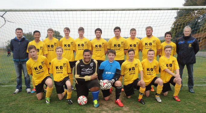 A-Jugend SG Winklarn/Silbersee Pullenried 2015/2016