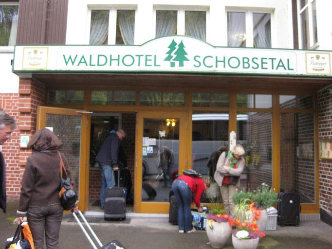 User Hotel im Schbsetal
