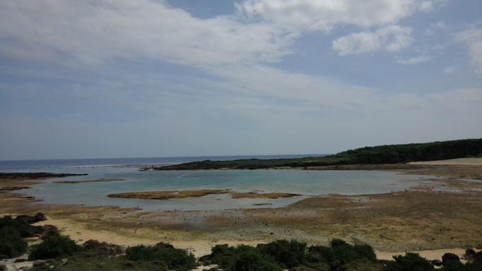カタバル浜