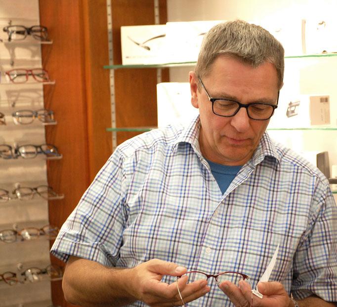 Einzelhändler Optik Kleinlosen -  Die Benderstraße e.V. Copryright © Foto_MichaelHutter_für_diebenderstraße.e.v.