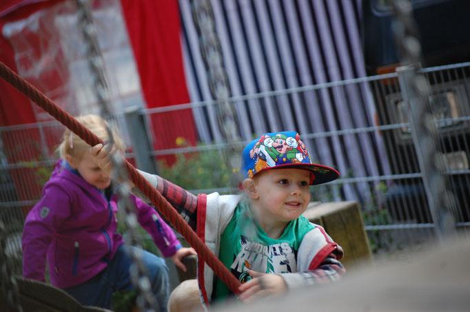 Kinder Willkommen - Die Benderstraße e.V. Copryright © Foto_MichaelHutter_für_diebenderstraße.e.v.
