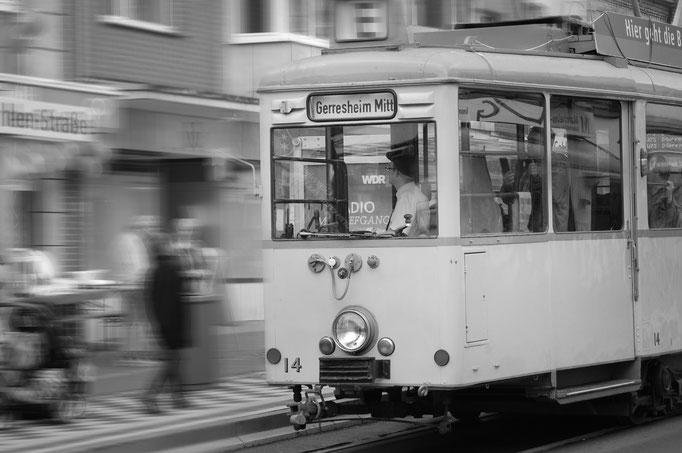 Historische Bahn - Die Benderstraße e.V. Copryright ©