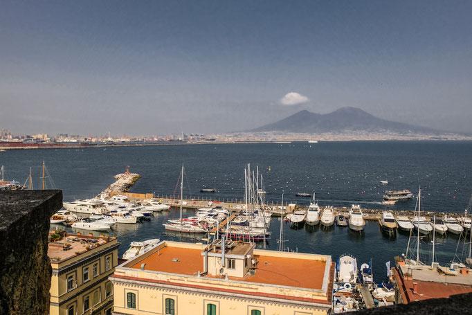 Vesuvio Napoli Italia