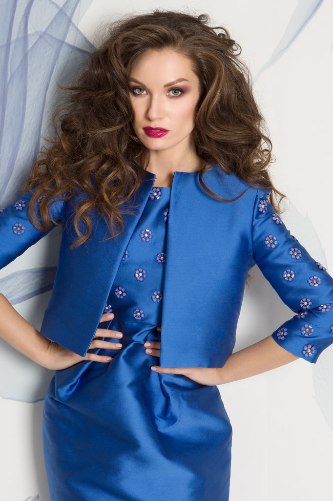 best service 674ac e5794 Gai Mattiolo - Wanda's dress