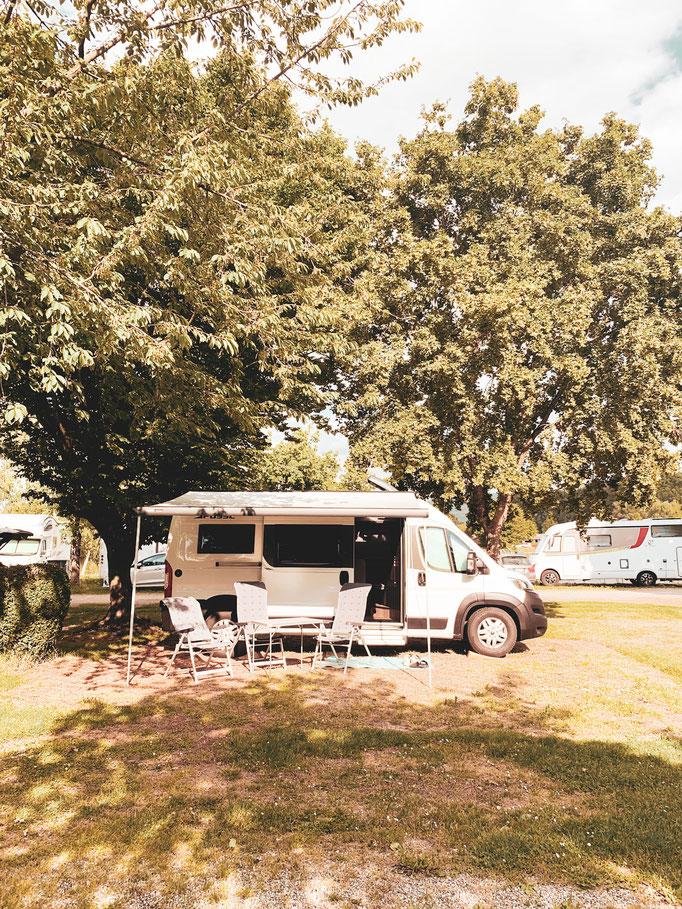 Campingplatz Schuttern