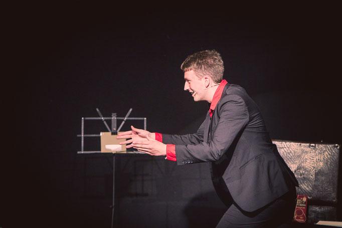 Kurztheaterspektakel 2019. (Foto: Carolin Mand)