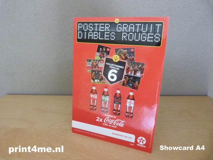 showcard-A4-drukken