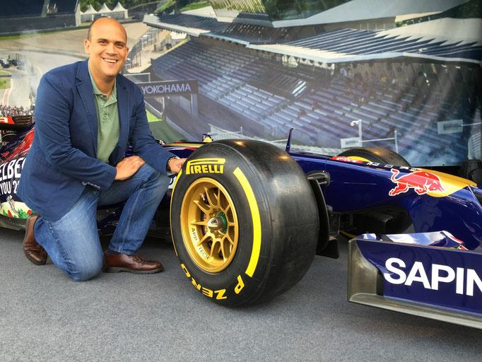 Martin Kaindel, Formel 1 Red Bull
