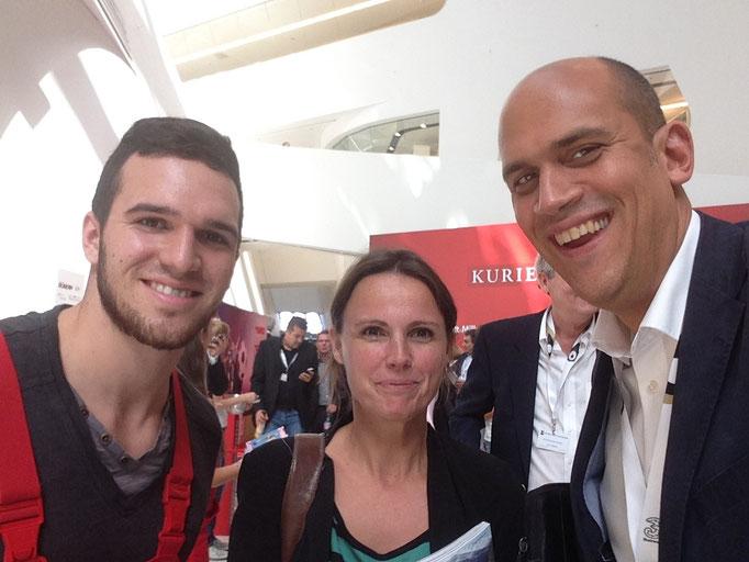 Birgit Maier, Martin Kaindel, Medientage