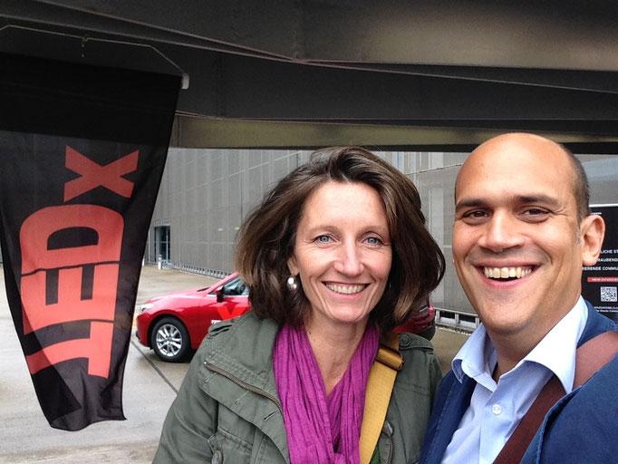 Doris Raßhofer, Martin Kaindel, TEDxLinz
