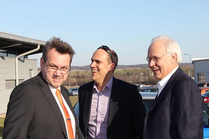 Herbert Schandl, Martin Kaindel, Bernd Schubernigg