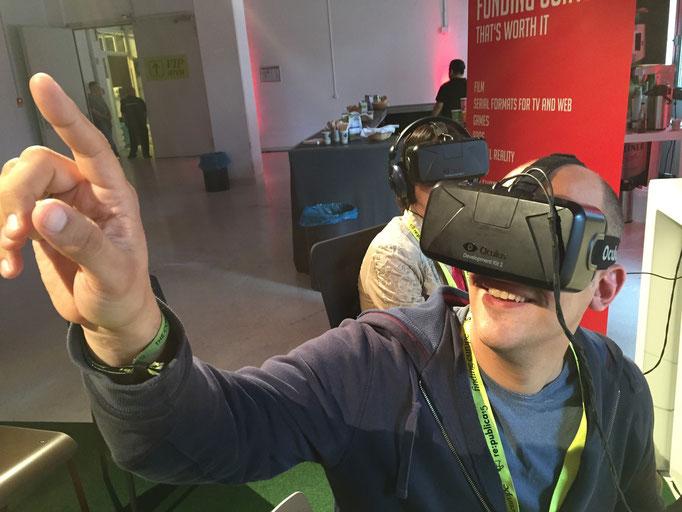 Martin Kaindel, Augmented Reality, Oculus