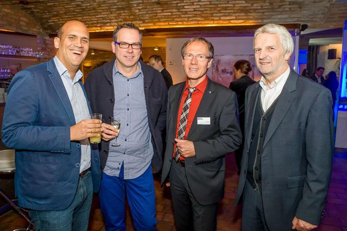 Martin Kaindel, Christoph Divis, Josef Gruber, Peter Morawetz
