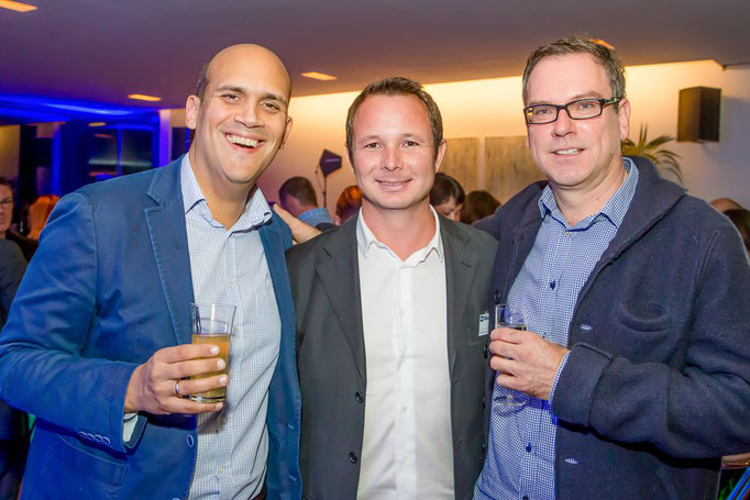 Martin Kaindel, Moritz Walcherberger, Christoph Divis