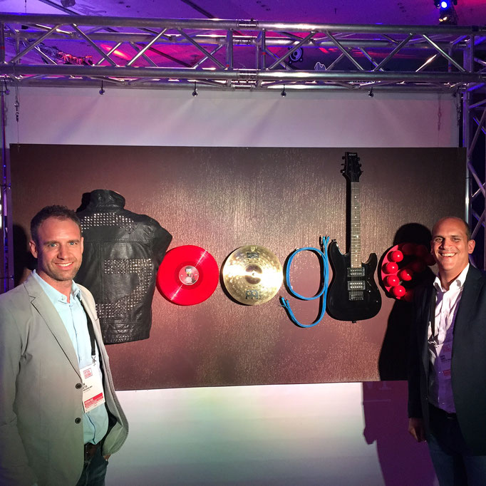 Rene Detter, Martin Kaindel, Google