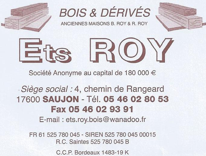 ROY bois