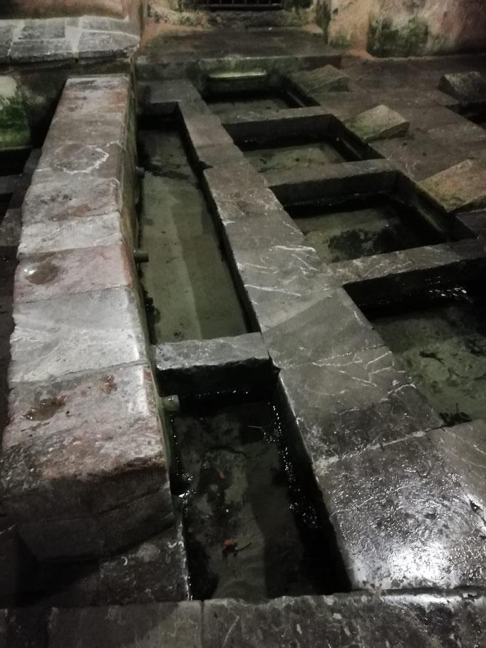 """Una visita al """"Lavatorio medievale"""" di Cefalù"""